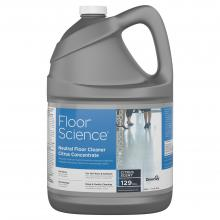 Floor Science Neutral Floor Cleaner Citrus Concentrate