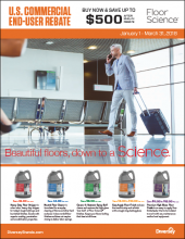 Q1 US Commercial End-User Rebate Flyer - Floor Care