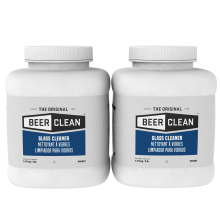 Beer Clean Manual Brush Glass Cleaner 4 lb. bulk 990201 Diversey